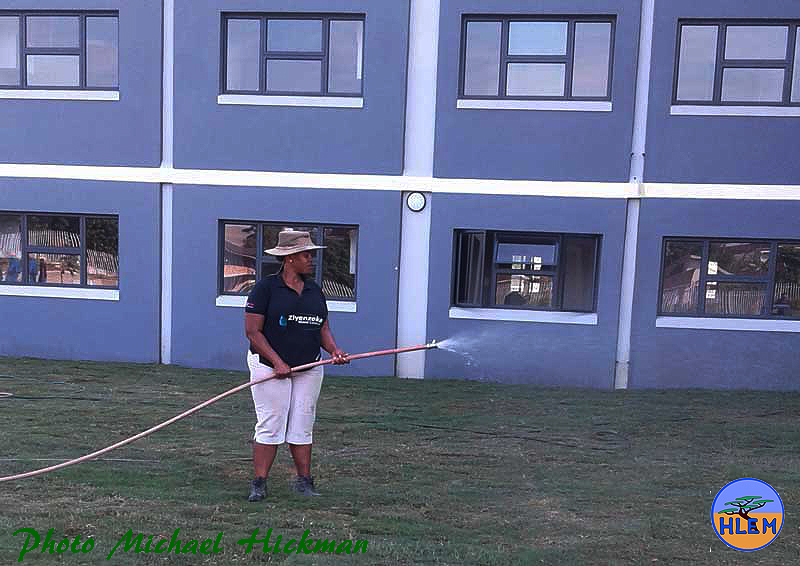 watering lawn waterways tongaat HLEM Hlengiwe Luthuli Environmental Management (Pty) Ltd KZN Durban South Africa